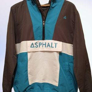 Asphalt Yacht Club Skateboarding Windbreaker